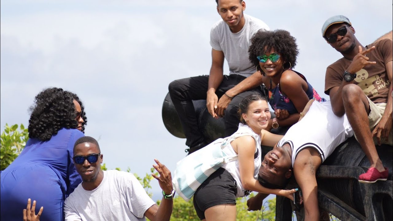 #41 ONE GREAT ADVENTURE | ST. VINCENT (VINCY) - YouTube