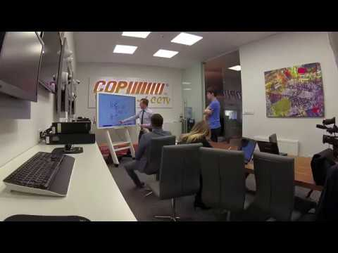 Novus BTS - Interactive Whiteboard Ad
