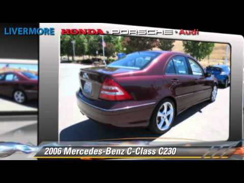 2006 mercedes benz c class c230 livermore youtube for Mercedes benz livermore