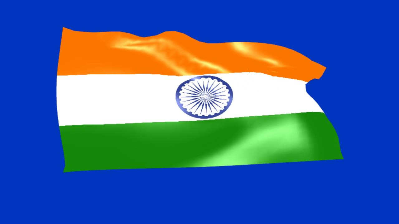 Indian Flag Animated: FREE HD Indian Flag Animation