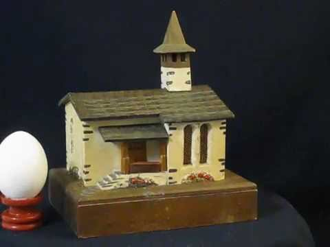 Cottage music box series