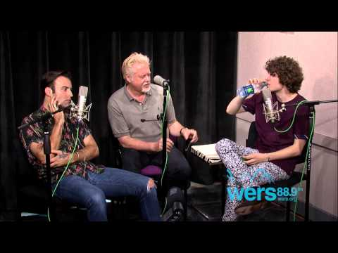 The Kooks - FULL INTERVIEW on WERS 88.9FM