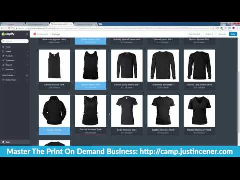 The 3 Most Popular Print On Demand Shopify Apps Reviewed