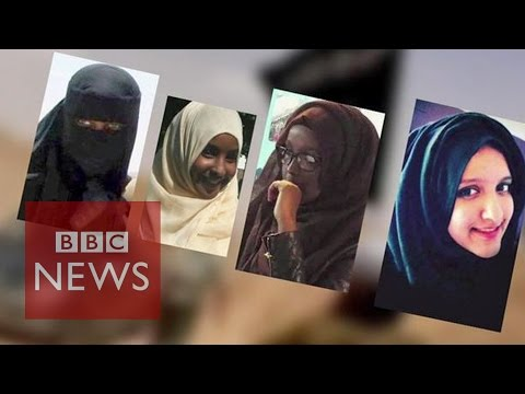 'Syria' girls: What is like with Islamic State? BBC News