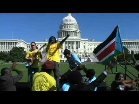 Gua Africa: Emmanuel Jal - We Want Peace (live)