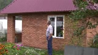 Строительство дачного домика. (часть 3)