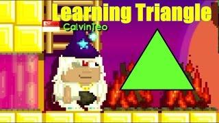 Growtopia #133 - Learning Triangle (Knowledge, Skill & Attitude)