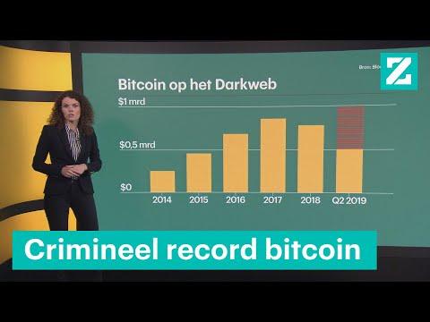 nieuw crimineel record voor bitcoin b z zoekt uit