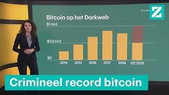 Nieuw crimineel record voor bitcoin • Z zoekt uit