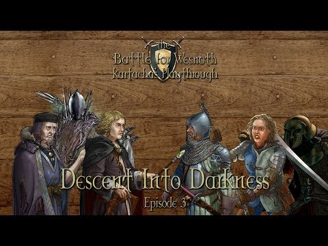 Кампания 7, Епизод 3 | The Battle for Wesnoth - Descent Into Darkness