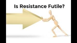 Is Bitcoin Overhead Resistance Futile?