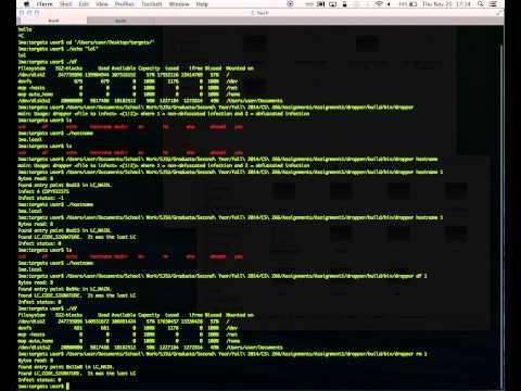 Writing OS X Malware