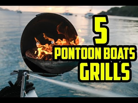 5 Best Pontoon Boat Grills 2018 2019 Review Buyer S Guide