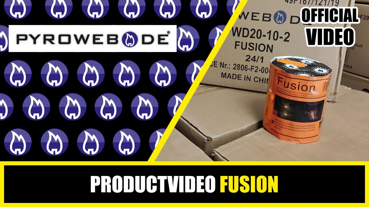 PRODUCT VIDEO | PYROWEB | FUSION | PWD20-10-2