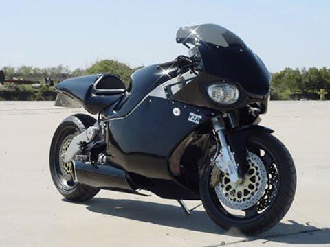 MTT 420RR, motocykl z turbiną
