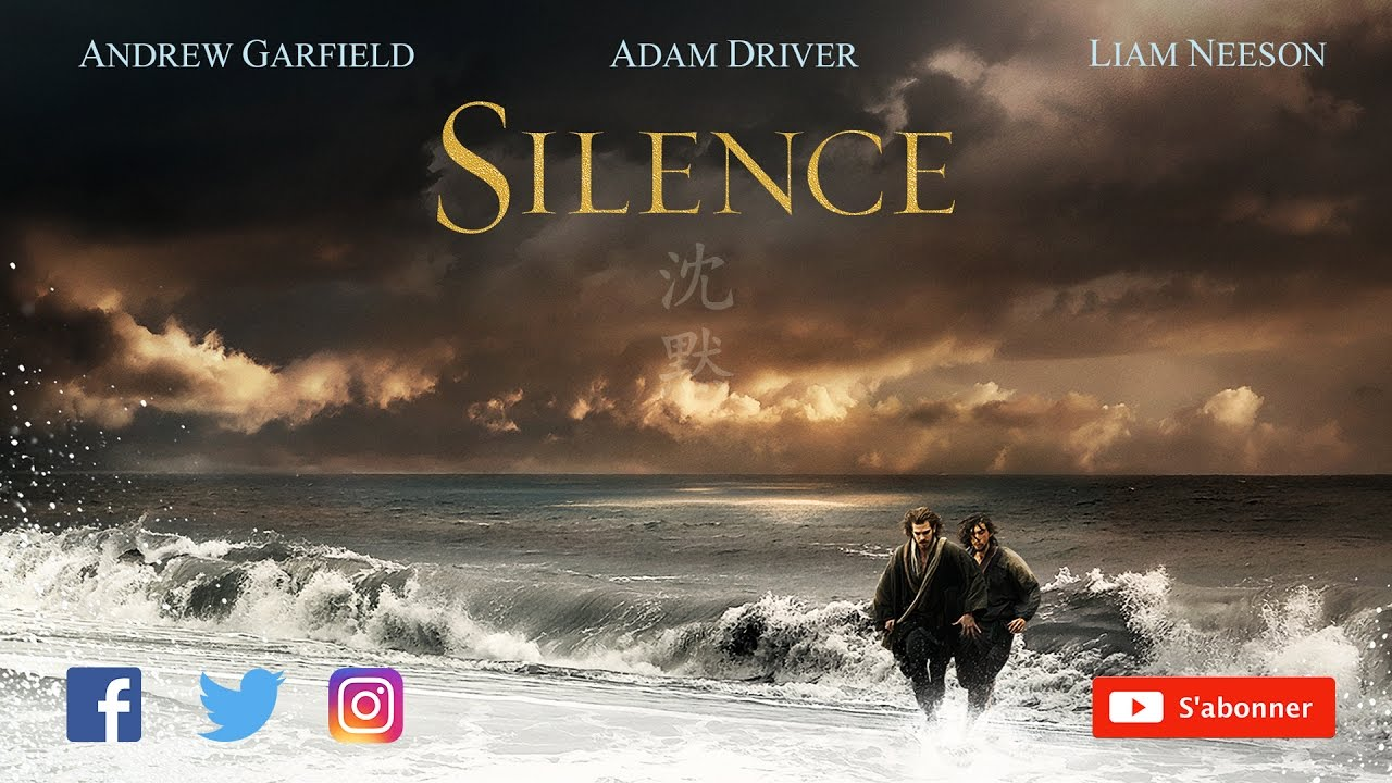 SILENCE - Bande-annonce VF