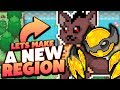 Let's Make A New Pokemon Region? (My Pokemon Region) Episode 02