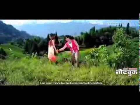 nepali movie notebook song