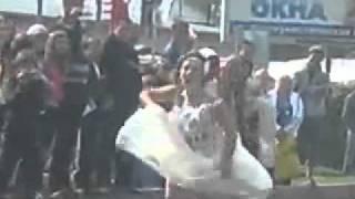 Забег невест в Мариинске