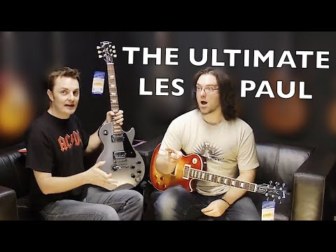 Gibson Standard Vs Studio Vs Epiphone - The Ultimate 2012 Les Paul Shootout