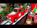 DIY Wood Truck Stocking Holder - Home & Family