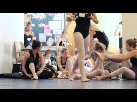 Joffrey West Los Angeles Intensive 2013 - Campus Life - Joffrey Ballet School