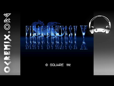 OC ReMix #2850: Final Fantasy V 'Boss Key' [Clash on the Big Bridge, Supreme Lord Exdeath] by norg