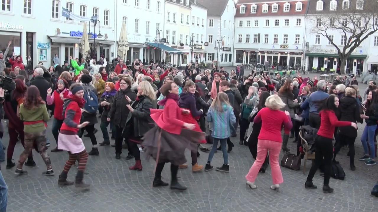 One Billion Rising Tanz
