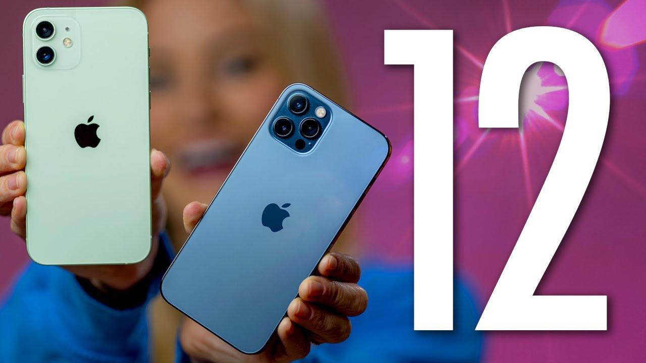 iPhone 12 and 12 Pro Unboxing! - скачать с YouTube бесплатно