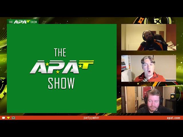 The APAT Show with Stuart Ward (S2 E37)