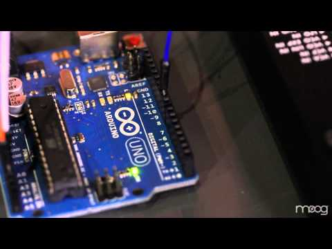 WERKSTATT-01 | Accelerometer Motion Control