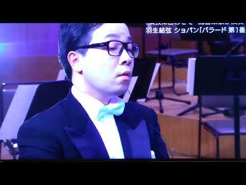 羽生選手とピアニスト関本昌平さんコラボ❤