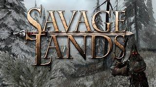 Savage Lands   Очередная Выживалка Раннего доступа   Первый Багет