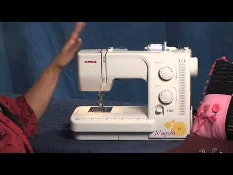 Janome Magnolia 40 Sewing Machine HONEST Review YouTube Best Janome Magnolia 7318 Sewing Machine