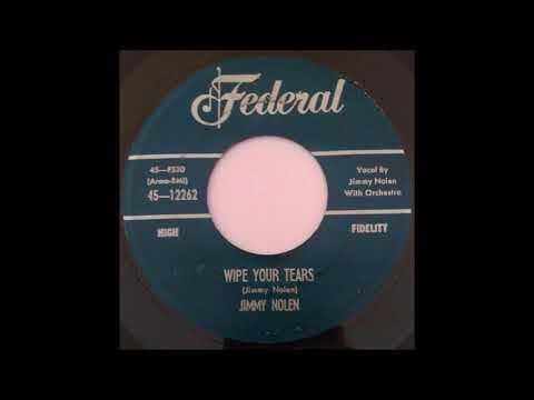 Jimmy Nolen - Wipe Your Tears