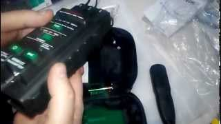 Универсальный кабельный тестер (Network Cable Tester)(Проверил - работает, можно искать скрытую проводку под напряжением, прозванивать витую пару и телефонный..., 2015-03-30T10:44:18.000Z)