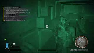 Let's play (GHOST Breakpoint ) tranquille