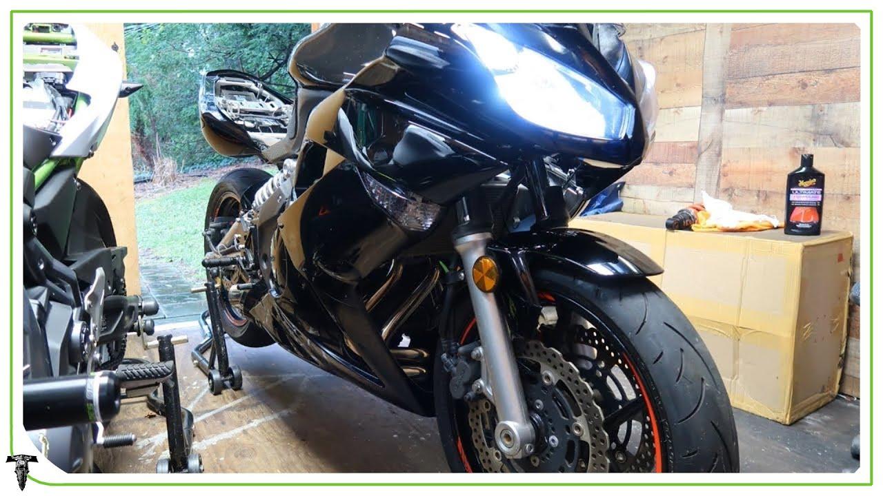 2013 Kawasaki Ninja 650 In Springfield Massachusetts