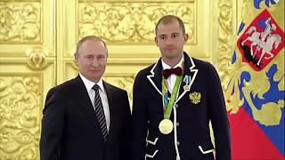 Олимпийский чемпион по современному пятиборью АЛЕКСАНДР ЛЕСУН