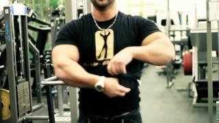 Homan Meshkat Gymsession with OMID PARSA