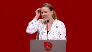 Renate Tårnes - Arbeiderpartiets landsmøte 2017