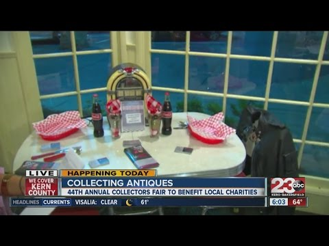 44th Annual Antique Show at Hodel's Restaurant