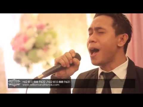 When i see you smile Bad English cover by William & Friends Entertaiment