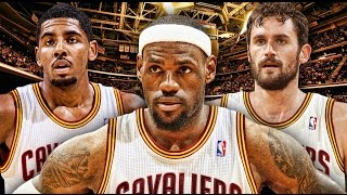is kevin love apart of big 3   response to isaiah81051
