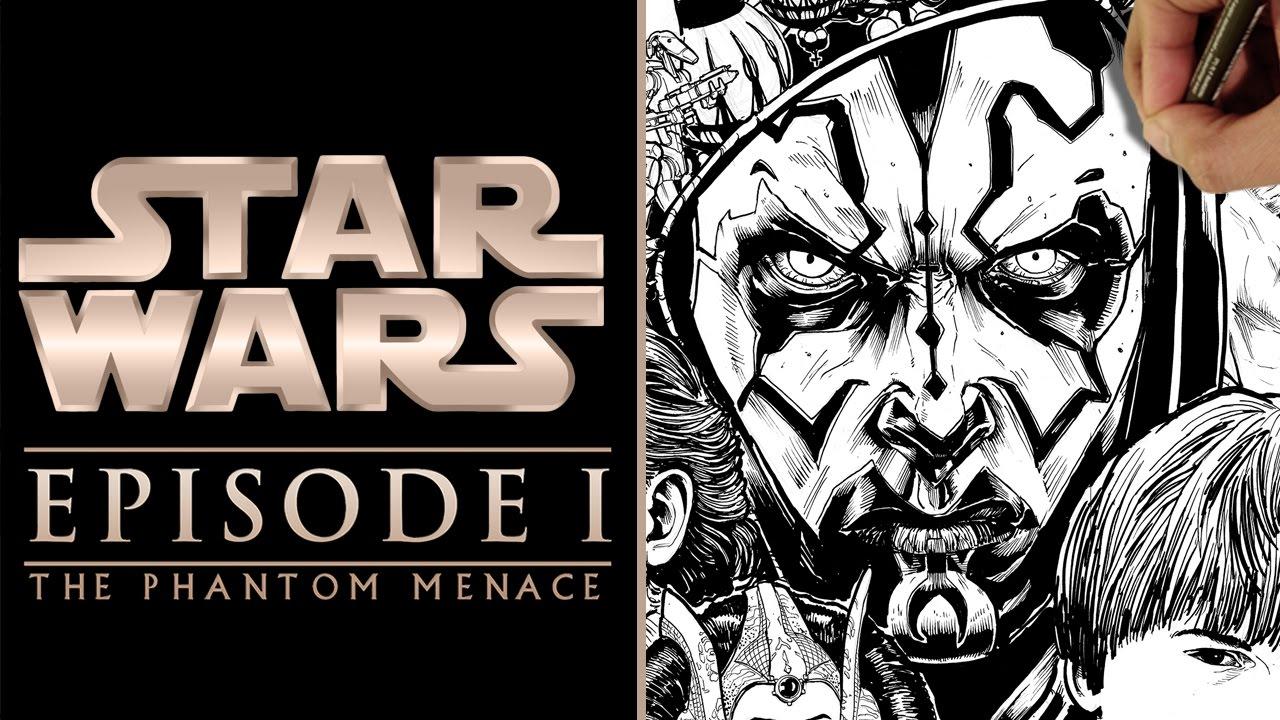 Star Wars: The Phantom Menace Teaser - YouTube |Star Wars Phantom Menace Youtube