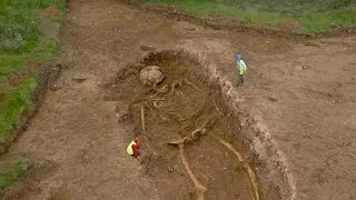 Найдены захоронения великанов Документальный фильм 2015 смотреть онлайн