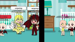 Angels and Demons    Ep 1    Gachaverse