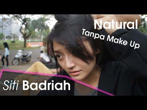 Siti Badriah Tanpa Make Up Tetep Cantik Lho Asli Bikin Baper