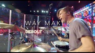 Way Maker - (Live in Orlando) Drum Cam ⚡️