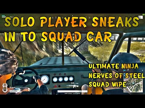 Pubg squad auto matchmaking